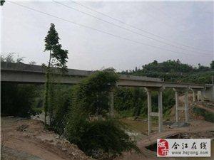 合江又一大桥即将完工,预计本月底通车