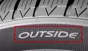 老司机上路一定要注意轮胎上的这4个字,关键时刻能救命!