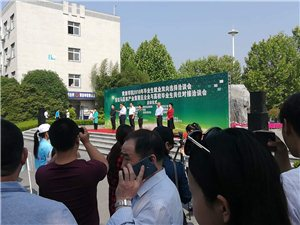 2018年5月10号黄淮学院招聘会