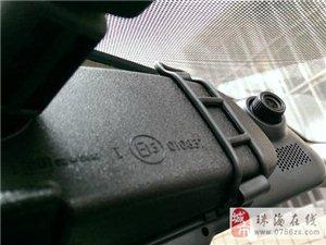 教大家隐形布线!凌度流媒体后视镜行车记录仪的安装。
