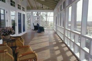 奥林匹克花园二期南北双向阳台,高品质生活不可或缺!