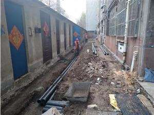 桓台41个老小区改造进展
