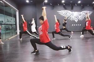 广汉哪有学爵士舞的?广汉酷睿流行舞均可满足你的愿望(图片)