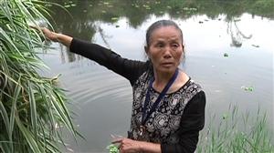 惊险!泸县72岁退休教师救起落水儿童