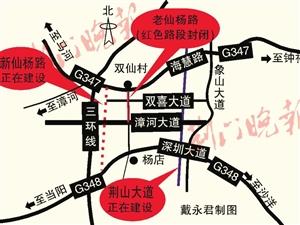 注意!荆门这条路将永久封闭,三环线即将限速60!数十万车主将受影响!