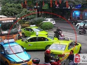 @合江出租车.公交车司机,看看你们有没有被荔警点名
