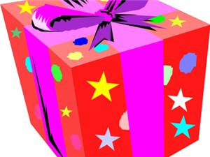 嘿!我要送你一份特殊的节日祝福