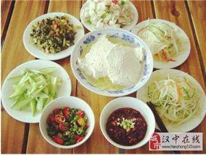 夏天炎热,来一碗菜豆腐节节