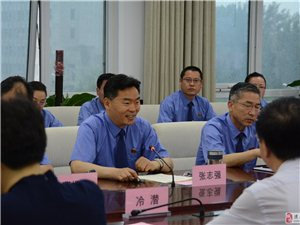 濮阳市人民检察院工作汇报