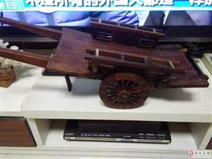 红木马车模型――经典传承