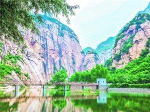 野三坡的兴起源自北京晚报