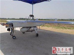中国首个无人机机载下投探空系统顺利完成陆地试验