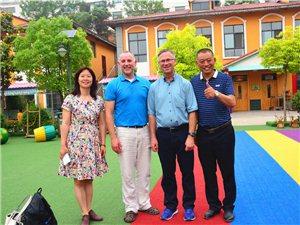 """澳门威尼斯人游戏平台小豆豆幼儿园来了一大帮""""外国人""""!快来看看!"""
