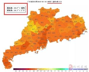 @化州人,你的周末要泡汤?雷雨+高温齐预警!别被雨烫着…