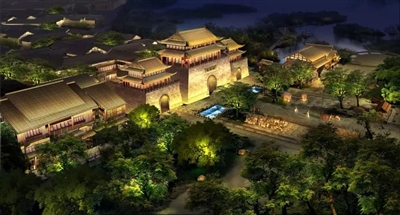 泸州尧坝驿签约,18家商企重金投资,古镇要变了!