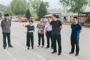 邢台县关工委、县残联慰问因残致贫家庭儿童