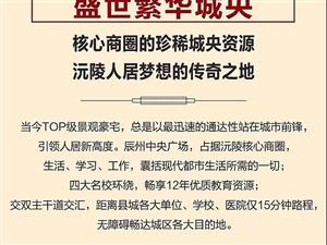 辰州中央广场5月20日有大动作