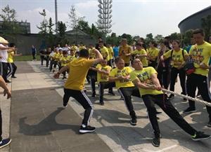 广汉城管组团参加德阳城管系统职工运动会实力爆表,喜获多项大奖(图片)