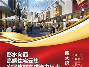 澳门赌场网址丰绿家居建材主题街区招商大会在乌江明珠成功举办