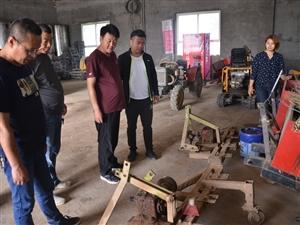 合阳县开展农业园区安全生产大检查