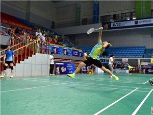 高淳区第三届羽毛球联赛颁奖仪式