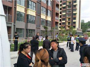 突发|盐亭石龙小区一师傅高空作业不慎从12楼摔下来了!