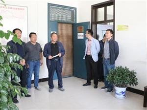 公民代表走进合阳县交通局