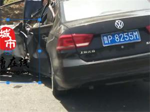 【紧急求助】高唐城东发生一起严重交通事故,帮车主寻家人!