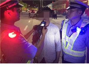 高州交警开展酒驾整治,两醉酒驾驶者双双被刑拘!