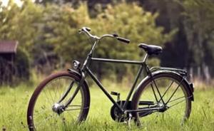 我愿意用山地车给换一辆自行车,换了给家里老人骑买菜