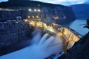 溪洛渡水电站让人惊叹的不只有大坝,还有地下迷宫奇观…