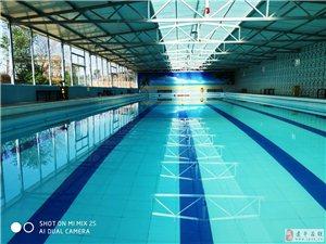 建平有了游泳馆