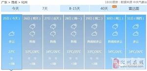最强14级!台风要来了,对化州的影响是…热爆的天气有望终结?