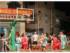 阳江镇职工三人制篮球赛圆满落幕