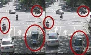曝光!博兴一批电动车、三轮车..违规被拍照了!有你认识的人吗?