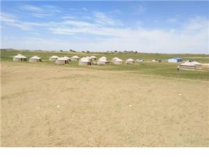 正蓝旗桑根达来镇阿拉台嘎查发展旅游业
