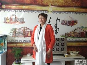 """政策脱贫实现""""安居梦"""";德令哈蒙古族大姐永花发展奶牛养殖走向致富"""