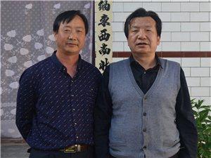 街亭李思�研究工作室邀�著名����家魏致宏�硖焖�石�T景�^��生