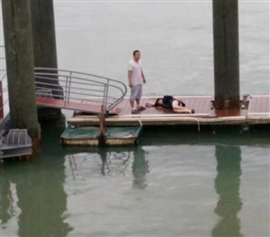 点赞!周口的哥纵身跳下20多米高大桥,救出15岁轻生女孩
