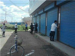 长期拖欠天镇农信社400万元贷款的老赖房产被查封