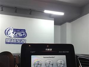 奔驰GLE改原厂哈曼卡顿音响舒适进入电吸门桃木氛围灯