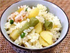 """黔江这种""""孔""""出来的干饭,你有多久没吃过了?"""