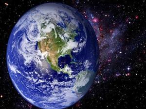 为什么地球上的陆地大部分都在北半球?