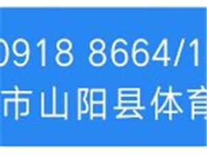 山阳县体育运动中心广告位招标(LED显示屏,LED灯箱)