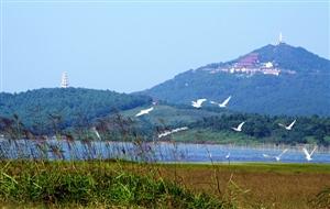 仙山湖景区