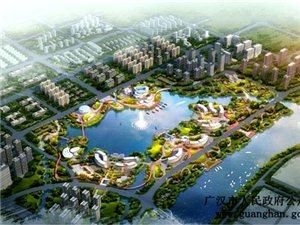围观了、围观了、围观了~~~我市将在城北东区打造黄家堰湿地公园