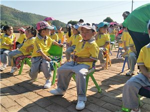 """""""跟孩子们一起过六一儿童节""""2018年龙王庙幼儿园"""