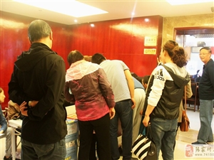 碧桂园・御府张家川VIP客户答谢会在锦德瑞七楼举办圆满成功