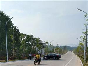 河婆互通延伸线九斗村路段发生一起交通事故