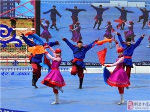 蒙古舞 ―― 2018 �R德《育�R者杯》民族大��R�F�鑫�